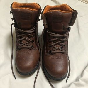 Timberland Women's Pro Titan Safety Toe Work Boots